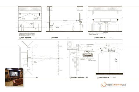 Установочная схема для системного оборудования
